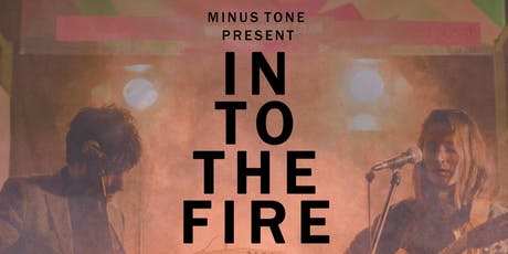 Into The Fire - Bity Booker / Alfie Griffin / One Formation tickets
