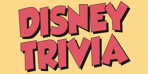 DISNEY Trivia Night at Flying Saucer