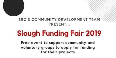Slough Funding Fair 2019