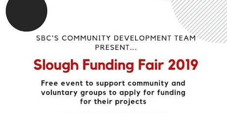 Slough Funding Fair 2019 tickets