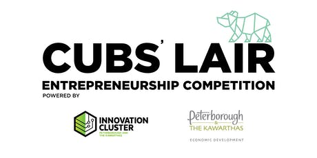 Cubs' Lair Entrepreneurship Competition 2019 tickets