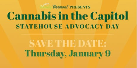 Cannabis in the Capitol: Statehouse Advocacy Day tickets