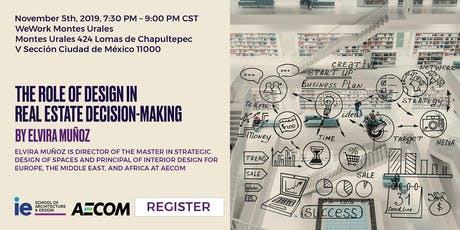 The Role of Design in Real Estate Decision Making tickets