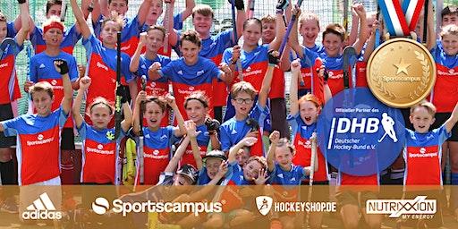 "DHB Olympic Camp ""Gold"" // 1.Woche // Limburg // Sommer // Feldsaison"