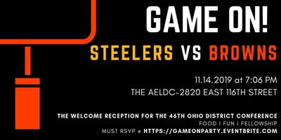 Game On: NFL Viewing Party