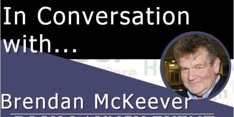 In Conversation with Brendan McKeever tickets