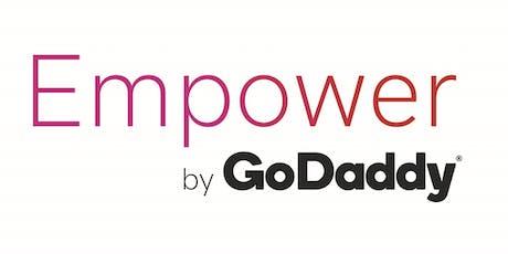 Live Empower by GoDaddy Digital Training tickets