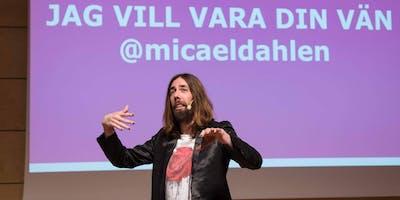 Brainpool Skåne - Gränslöst möte med Micael Dahlén