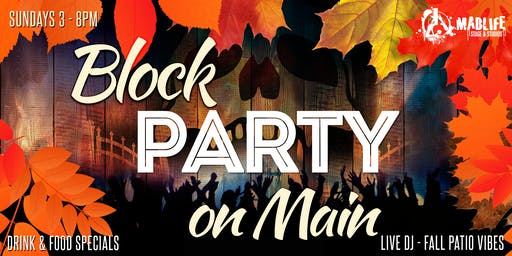 Block Party on Main