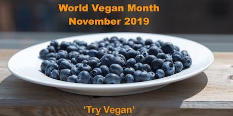 Celebrating World Vegan Month - Day Retreat tickets