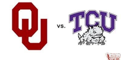 OU vs TCU Watch Party