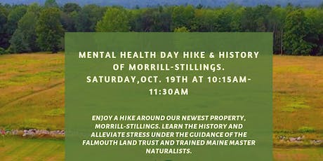 Hardy Hikers at Morrill-Stillings tickets
