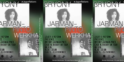 Jäger x Reform Presents: Bryony Jarman-***** Cage & Aviary UK Tour