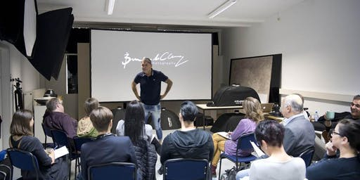 Workshop ''Play The Light'' - Brendan de Clercq