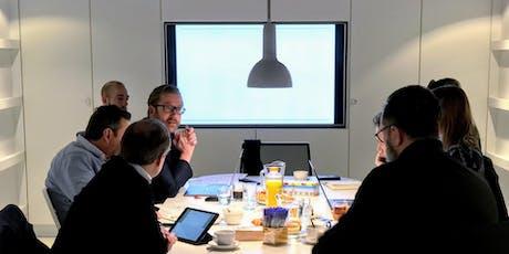Adviessessies standontwerp MaterialDistrict Rotterdam 2020 tickets