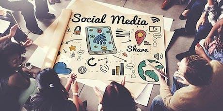 Social Media Marketing Master Class tickets
