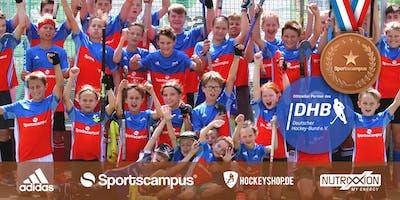 "DHB Olympic Camp ""Bronze"" // 1. Woche // Limburg // Sommer // Feldsaison"