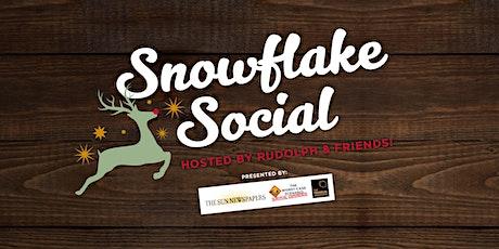 Snowflake Social tickets