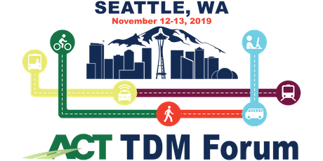 TDM Forum - Seattle Transit Tour tickets