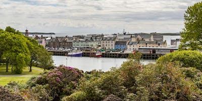 Scotland's Deposit Return Scheme Island Impact Event - Stornoway