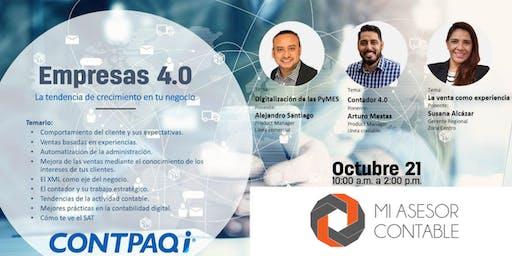 Empresas 4.0 en CDMX
