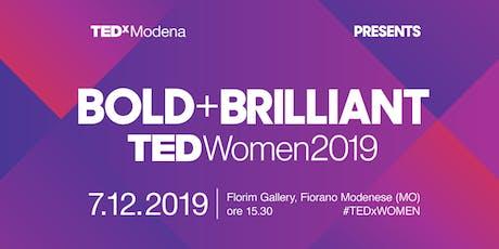 TEDxModenaWomen biglietti