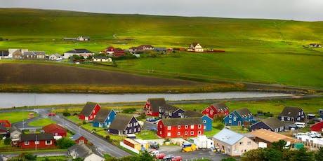Scotland's Deposit Return Scheme Island Impact Event - Shetland tickets