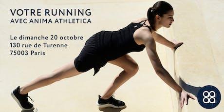 Votre running du dimanche en Anima Athletica billets