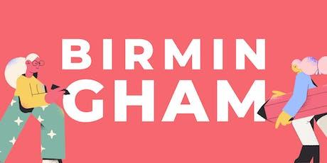 Collective Crowd Network - Birmingham tickets
