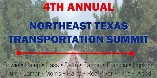 4th Annual Northeast Texas Transportation Summit