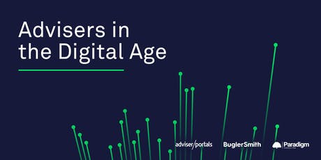 Advisers in the Digital Age tickets