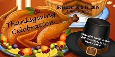 Thanksgiving Celebration Craft & Vendor Show