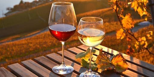 Autumn Wine Tasting, October 18th