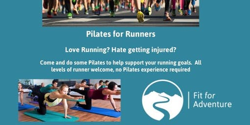 Pilates for Runners - Mixed ability