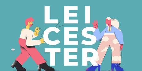 Collective Crowd Network - Leicester tickets