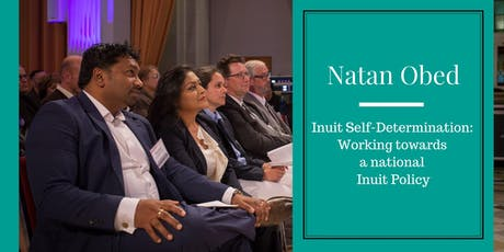 Inuit Self-Determination: Working towards a National Inuit Policy tickets