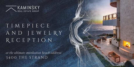 Timepiece & Jewelry Reception   3400 The Strand, Manhattan Beach tickets