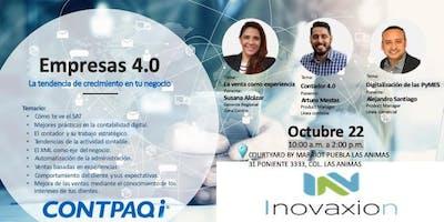 Empresas 4.0 PUEBLA