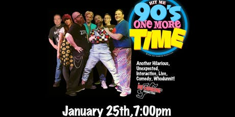 Murder Mystery Comedy Show: Hit Me 90's One More Time tickets
