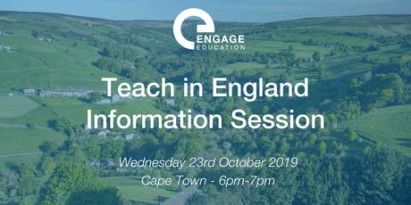 Teach in England  Information Session tickets