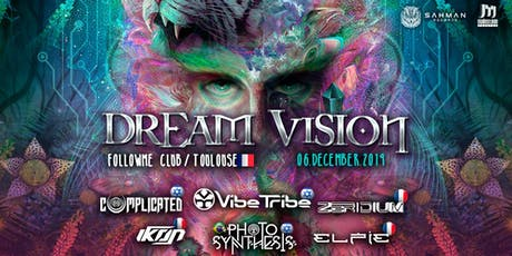 Dream Vision Tour: Toulouse billets