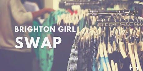 Brighton Girl Swap tickets