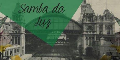 Samba da Luz - Especial Sábado de sol ingressos