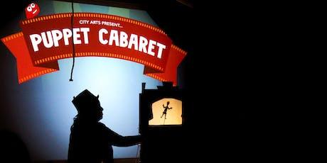 Puppet Cabaret tickets