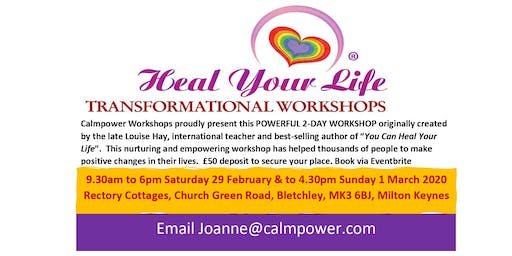 Take a Leap and March Forward a Heal Your Life (R) Transformation Workshop