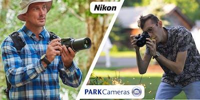 FREE Nikon 1-2-1 session at Park Cameras: London