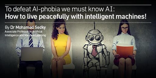 To defeat AI phobia we must know AI