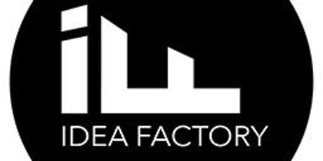 Idea Factory Forum: Lopiez Pizza Startup Story - a Tallboy and a Slice tickets