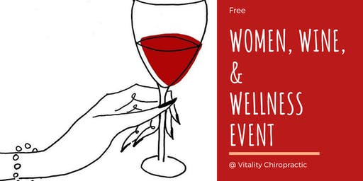 Women, Wine, & Wellness