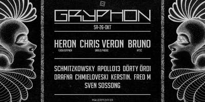 GRYPHON w/ Heron, Chris Veron, Bruno, Sven Sossong uvm.